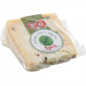 גבינת פלפל ברקנית 180 גר'