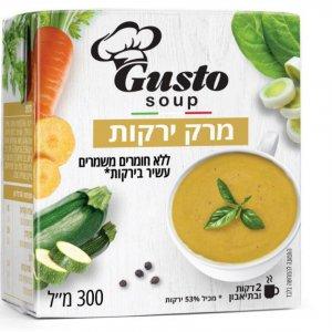 גוסטו מרק ירקות 300