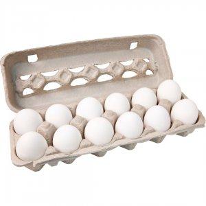 ביצים אומגה 3 מידה לארג' 12 יח' בתבנית