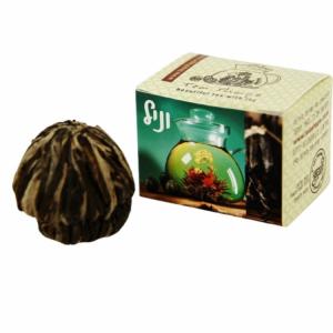 פקעת תה ירוק בטעם וניל