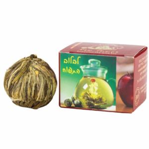 פקעת תה ירוק בטעם תפוח